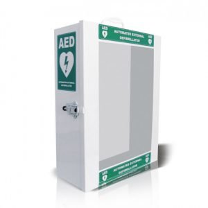 Essential First Aid Australia. AED. Defibrillator. Cabinet. HeartSine Samaritan. 500P. 350P. PAD. First Aid Kits and Equipment. Gold Coast Australia First Aid. Emergency and Trauma First Aid Kits. Home Workplace Office Kits. Safework Australia Compliant.