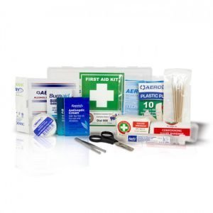 Basic Cover First Aid Kit (Corporate)