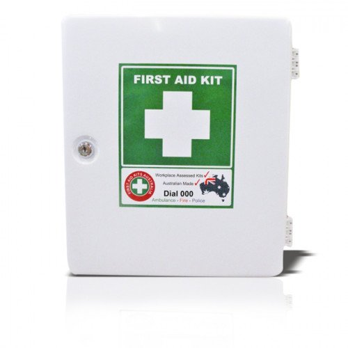 K2000WM-Safe-Work-Australia-Workplace-Compliant-First-Aid-Kit-Wall-Mount-closed-1-500×500