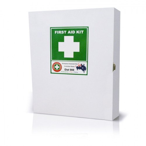 K709-Childcare-Metal-Wallmount-First-Aid-Kit-closed-1-500×500