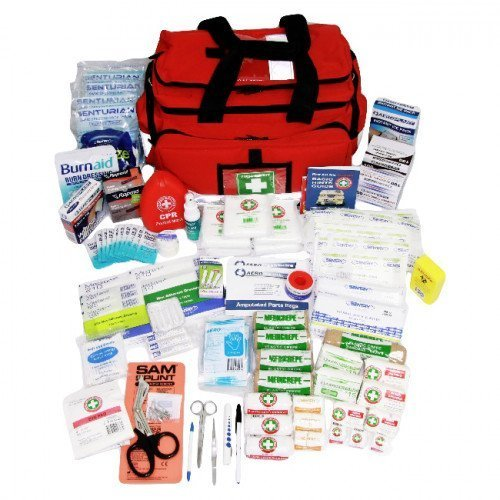 Paramedic Style Softpack (Large) First Aid Kit