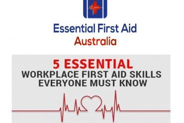 Essential First Aid Australia. 5 essential workplace first aid skills everyone should know. First Aid Skills. Training. First Aid Kits. Bandages. Plasters. AED. Defibrillator. Cabinet. HeartSine Samaritan. 500P. 350P. PAD. First Aid Kits and Equipment. Gold Coast Australia First Aid. Emergency and Trauma First Aid Kits. Home Workplace Office Kits. Safework Australia Compliant.