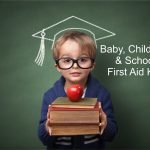 Baby Toddler Childcare School First Aid Kits